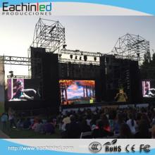 P4 im Freienkonzert-Video führte Bildschirm für Miete