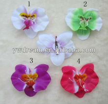 MXF0124 High Simulation Bride Headdress Head Flower Hair Accessories Butterfly Orchid