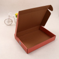 Suit corrugated shipping box