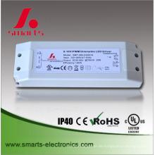 IP20 Kunststoffgehäuse LED-Treiber 500MA 30W Konstantstrom 0-10 V dimmbare Treiber