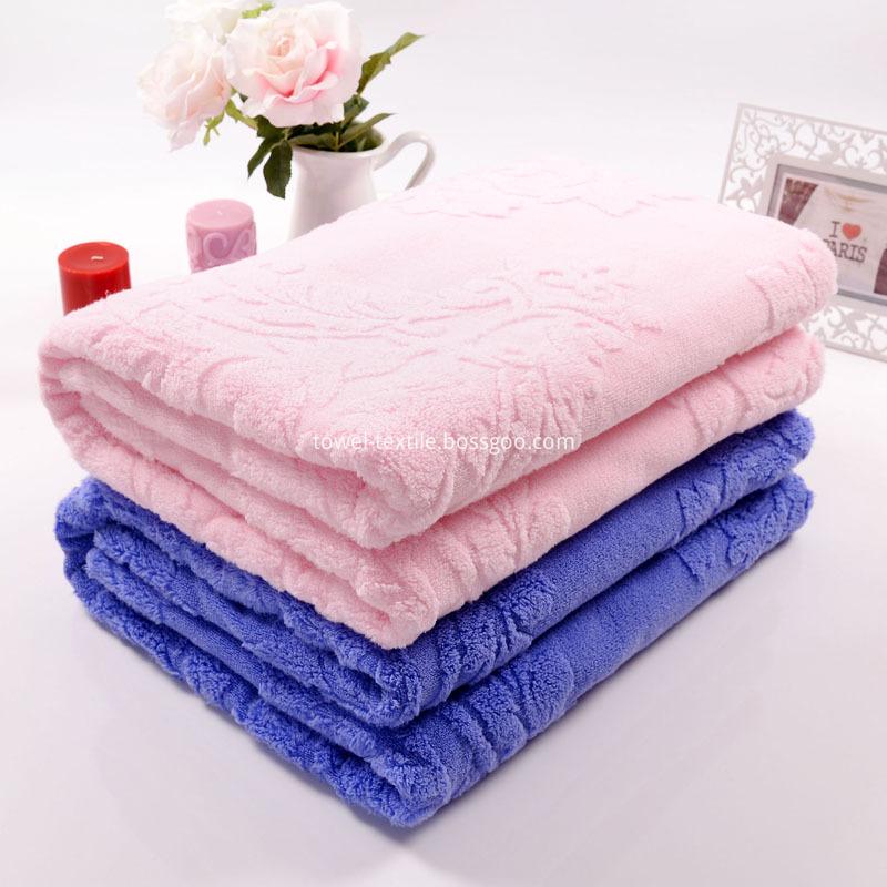 Jacquard Blanket Towel