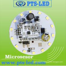 110V 220V AC capteur micro-ondes sans conducteur AC SMD LED Module avec certificat RoHS UL
