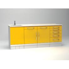 """Fire"" Series (2Meter) Combinational Cabinet"