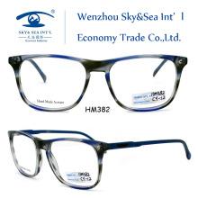 2016 New Arrival Fashion Acetate Italian Eyewear (HM382)