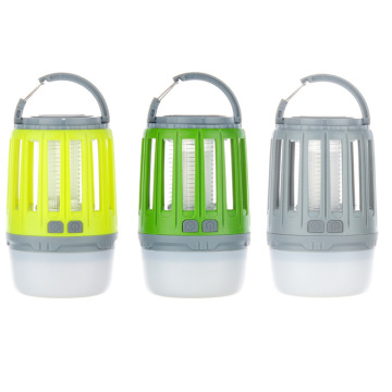 Portátil IPX6 Impermeable Mosquito Killer LED Linterna