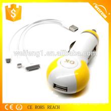 Chargeur mobile USB universel pour voiture WF-135