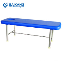 X08-1 Hospital Medical Stainless Steel Examing Bed