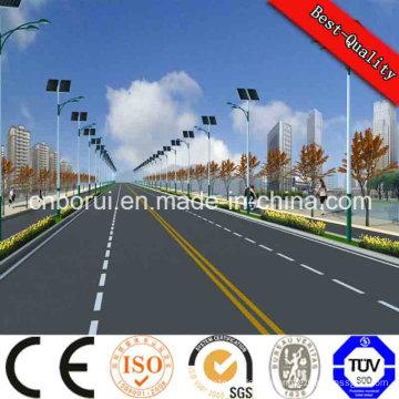 Im Freien hohes Lumen integrierte Solar-LED Straßenlaterne angetriebenes Solarlicht / Großhandelssolargarten beleuchtet / Solarlicht im Freien