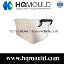 Ferramenta de injeção plástica para molde plástico de recipiente de armazenamento