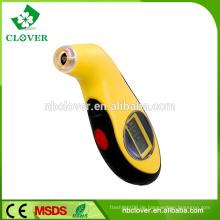 Gelbe Farbe bule Hintergrundbeleuchtung heiß-Verkauf Auto Digital Reifen Manometer