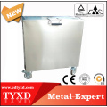 Customized stainless tank container heating