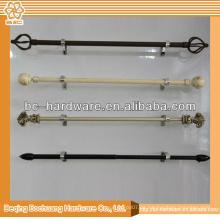 12mm / 16mm / 19mm / 22mm / 25mm / 35mm Qualitäts-Metallantike-Vorhang-Rod in Indien für Verkauf