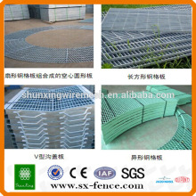 factory direct purchasing hot dipped galvanized Steel Grating