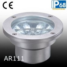 Recessed Underwater Light or Pool Light
