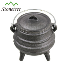 Mini olla de hierro fundido