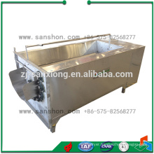 Sanshon MXJ-10G Fruit and Vegetable Brush Washing Machine Farm Machinery