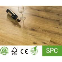Stein und Kunststoff Vinyl SPC Bodenbelag