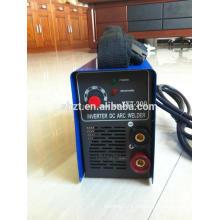 Monofásico ARC 200amps dc IGBT inversor arc mma soldador