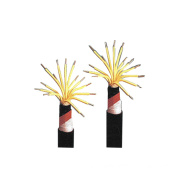 Fiber & Mica Compound Insulated Fire Proof Cable Application To Power Plant, Fire Control
