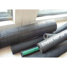 25mm Industrial Rubber Hose , Black Sand Blasting Hose High