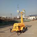 Diesel generator LED light tower for sale FZMTC-1000B