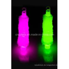 Individueller Folienbeutel Glow Fur Stick