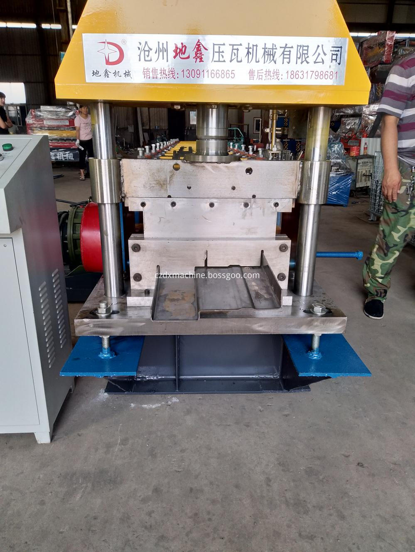High Effective Steel Door Frame Roll Forming Machine