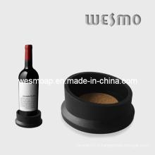 Porte-bouteille et porte-bouteille de vin