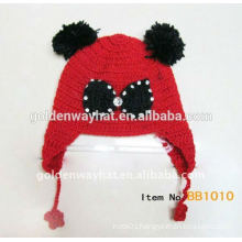 cheap knitted funky beanie baby hats