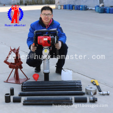 Huaxiamaster sale QTZ-3 impact drilling rig portable geological exploration equipment for survey of soil sampling rig