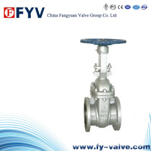 API 600 Manual Cast Steel Wedge Gate Valve