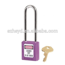 P21 CE agréé Shackle Lock Factory