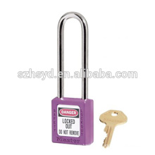 Safety Lockout /Long Shackle Safety Lockout/ Long Shackle Padlock
