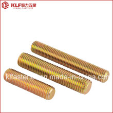 A193 B7 Stud Bolt Inch Long, CAD Plated