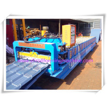 Galvanzed Steel Sheet Glazed Tile Roofing Roll Forming Machine