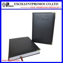 Libro de notas de cuero repujado de calidad superior de la PU (EP-B55513)