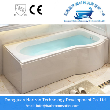 Horizon acrylic solid surface tub