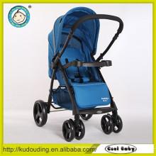 Carrinho de bebê confortável carseat carrinho de bebê posição reversível