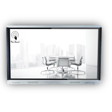 70 Dual-System Interactive Screen