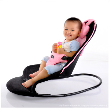 Silla mecedora de bebé, balancín de bebé, eje de balancín plegable del bebé