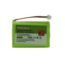 Batterie de téléphone sans fil NiMH / NICD / 3.6 rechargeable NiMH batteries alibaba site web en gros