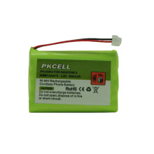 NiMH/NICD Cordless phone battery/3.6 rechargeable NiMH batteries alibaba website wholesale
