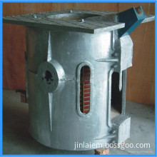 Electric Furnace for Melting Steel Alloy (JL-KGPS-1T)