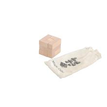 Magic Cube juguetes de madera en bolsa de algodón (CB1107-1)