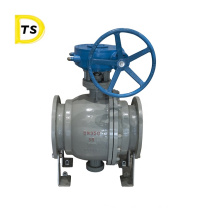 Manufacturers Direct Selling hot oil valve flanged high pressure Carbon Steel Fixed Ball Valve