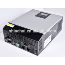 2000VA 1600W Off Grid Solar hybrid Pure Sine Wave Solar dc to ac Power Inverter with MPPT Controller CE approved