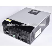 2000VA 1600W Off Grid Solar híbrido Pure onda de seno solar dc para AC Power Inverter com controlador MPPT CE aprovado