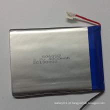 Li-Polymer Battery 3.7V 4000mAh Lithium-Polymer Lipo Battery 606090