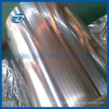 Feuille de titane de qualité supérieure pour l'échangeur de chaleur