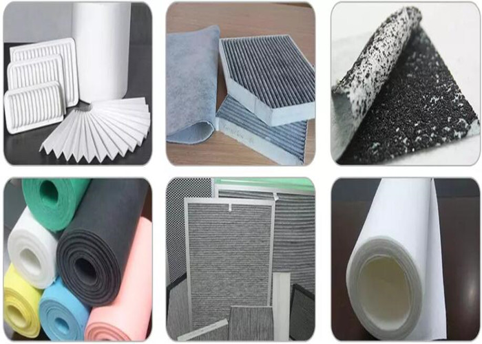 Meltblown Nonwoven Fabric Application